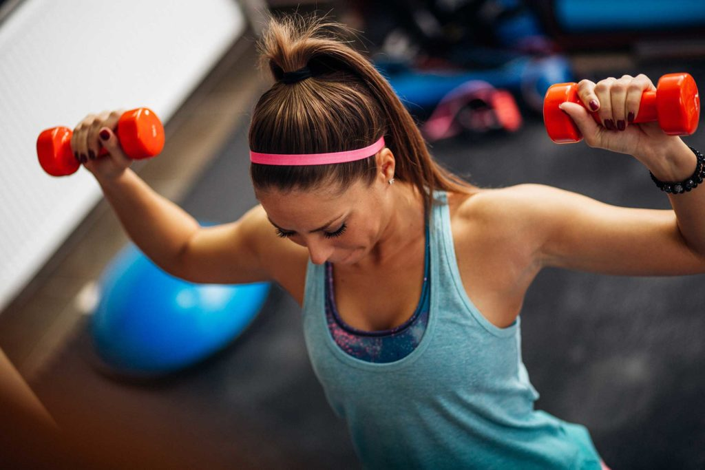 How to Create an Effective Shoulder Workout for Women